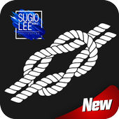 How to tie rope knots icon