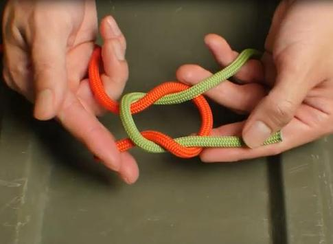 How to tie rope knots screenshot 6