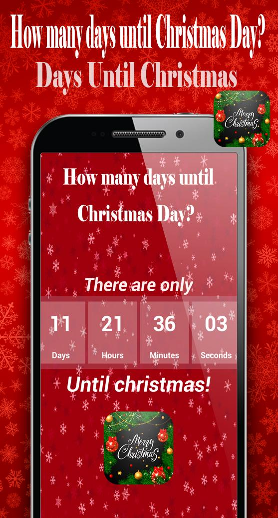 How Many Days Till Christmas From Today.How Many Days Until Christmas Day Countdown 2017 For