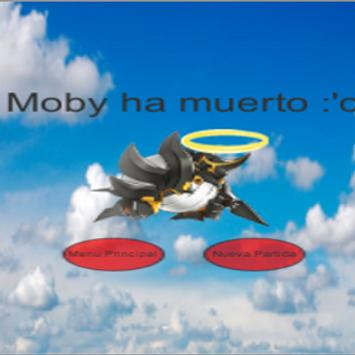 Fly Moby Fly! poster
