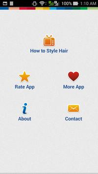 How to Style Hair poster