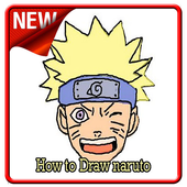 How to Draw Naruto Characters icon