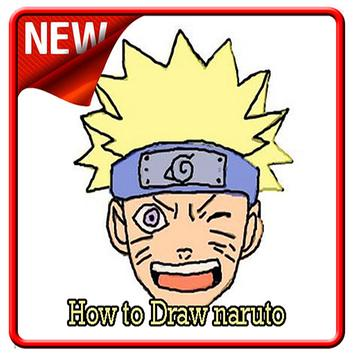How to Draw Naruto Characters poster
