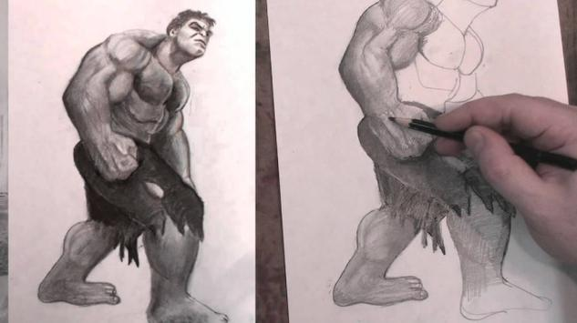 How To Draw Avenger Step by Step screenshot 4