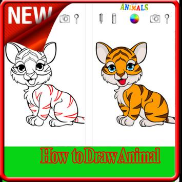 How to Draw Animal poster