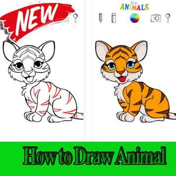 How to Draw Animal apk screenshot