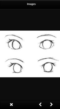 How to Draw Anime Eyes screenshot 3