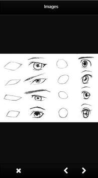 How to Draw Anime Eyes screenshot 1