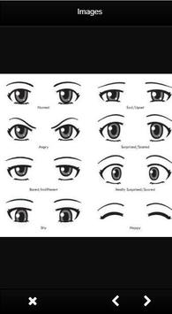 How to Draw Anime Eyes screenshot 2