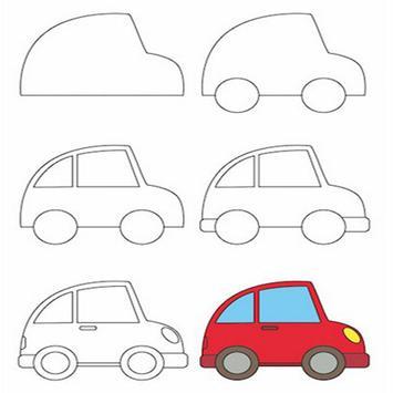 Cara Menggambar Mobil Balap Yang Keren Picture Idokeren