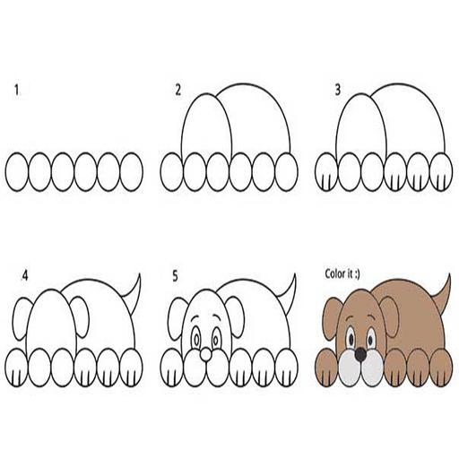 Cara Menggambar Anjing For Android Apk Download