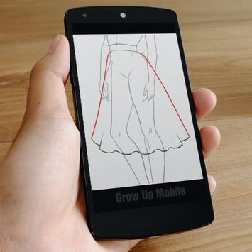 how to draw dresses screenshot 11