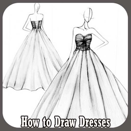 Cómo Dibujar Vestidos For Android Apk Download
