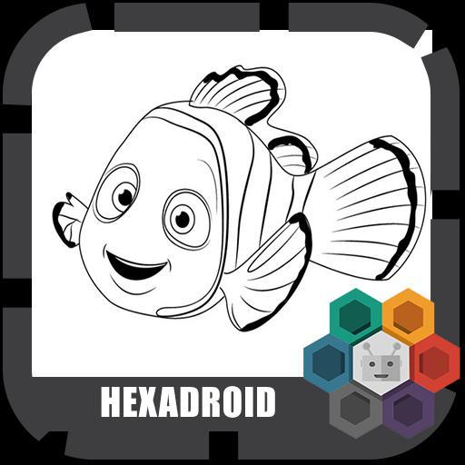 Download 600+ Gambar Ikan Hias Menggunakan Pensil HD Terpopuler