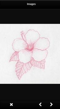 How to Draw Flowers screenshot 2