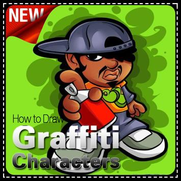 How to Draw Graffiti Characters poster