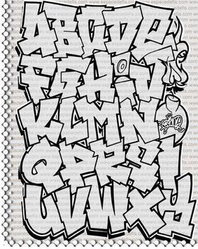 How to Draw Graffiti Letters screenshot 3
