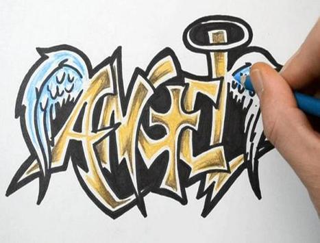 How to Draw Graffitis screenshot 1