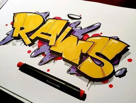 How to Draw Graffitis screenshot 2