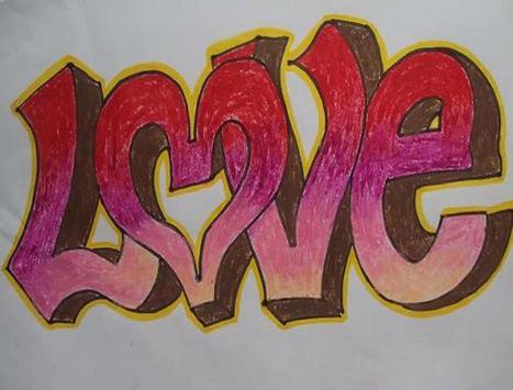 How to Draw Graffitis screenshot 3