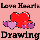 How to Draw Love Hearts VIDEOs icon