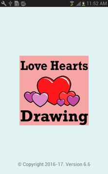 How to Draw Love Hearts VIDEOs poster