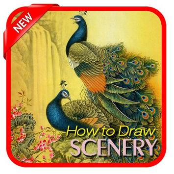 How to Draw Scenery poster