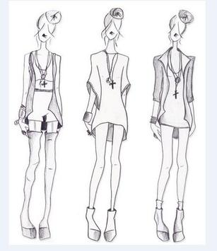How to Draw a Fashion Figure screenshot 10