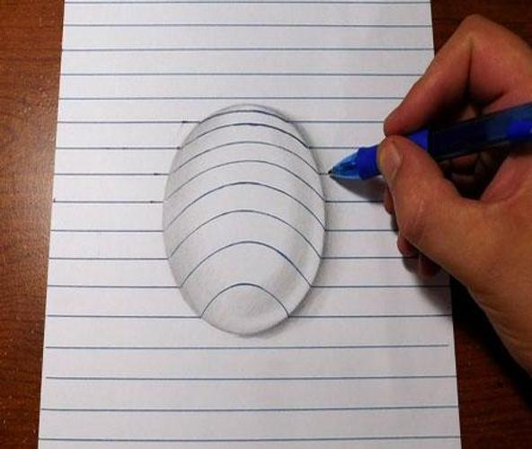 Jak Narysować 3D For Android