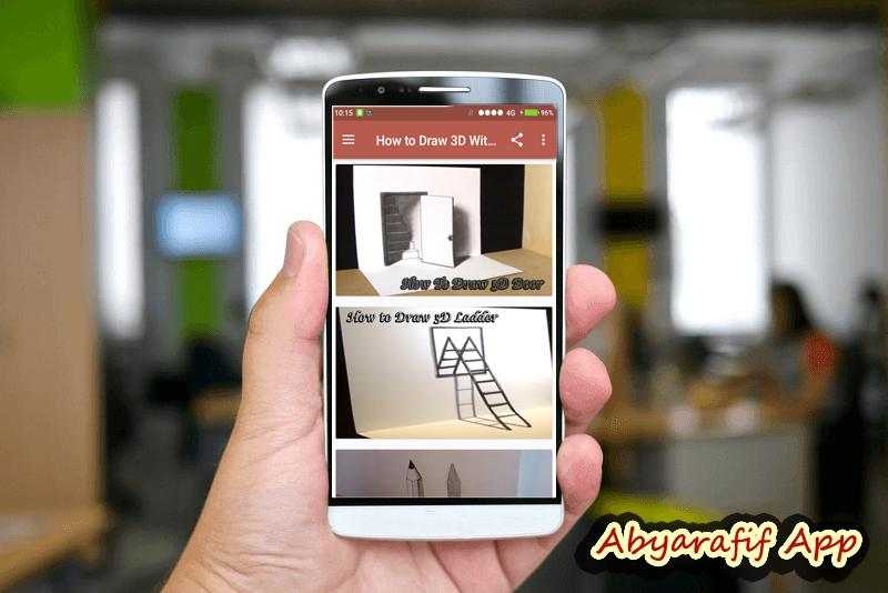 How to Draw 3D With Pencil for Android - APK Download