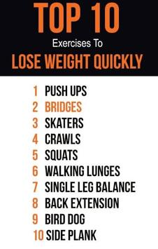 how to lose weight in 30 days apk screenshot