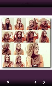How to Wear Stylish Hijab apk screenshot
