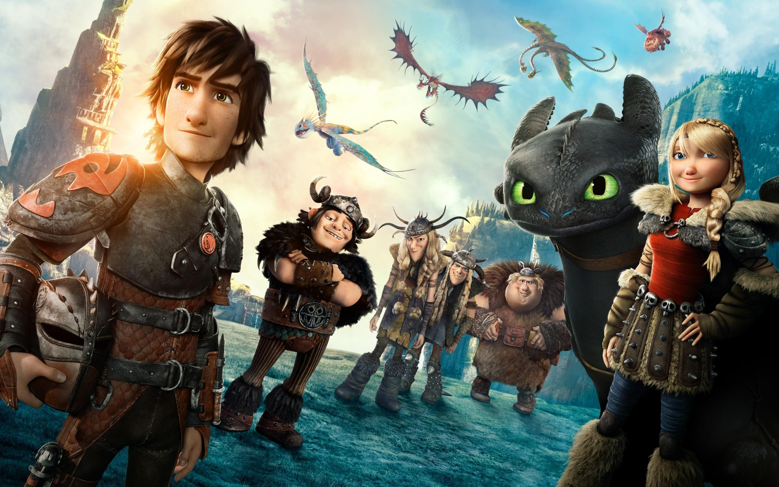 Train Your Dragon Wallpaper Hd For Android Apk Download