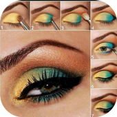 How to beauty eyeshadow icon