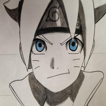 How to Draw Naruto and Boruto screenshot 2