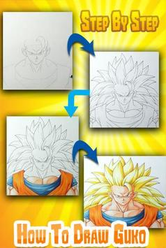 How to Draw Dragon Ball Z Easy poster