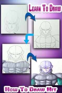 How to Draw Dragon Ball Z Easy screenshot 1