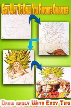 How to Draw Dragon Ball Z Easy screenshot 2