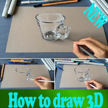 How to draw 3D screenshot 1