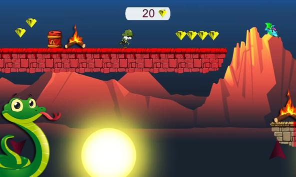 Super Wonder Jungle Boy apk screenshot