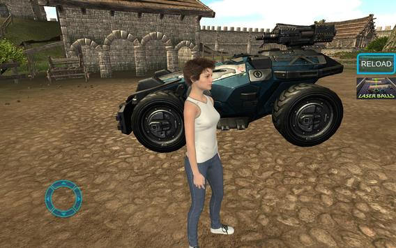 Sandbox Military Vehicles apk screenshot