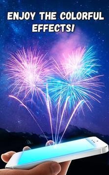 Firework Hologram New Year Christmas screenshot 1