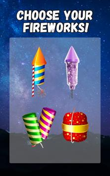 Firework Hologram New Year Christmas screenshot 5
