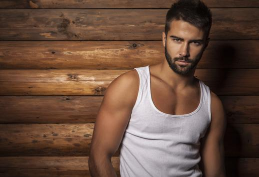 Hot Men Wallpaper apk screenshot