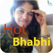 Hot indian icon