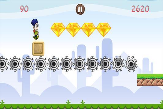 Lino world run mario screenshot 16