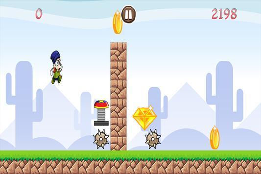 Lino world run mario screenshot 1
