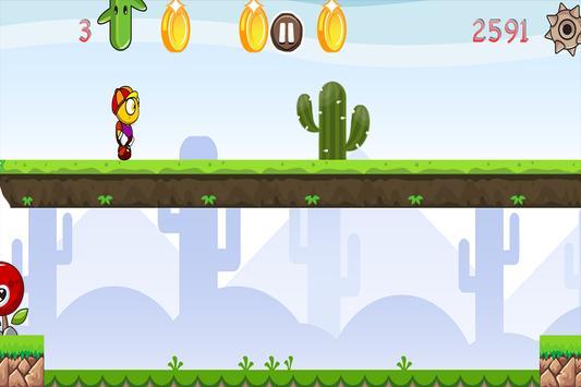 Lino world run mario screenshot 3