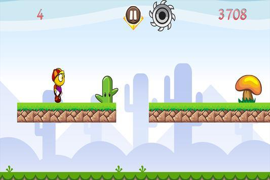 Lino world run mario screenshot 4