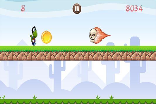 Lino world run mario screenshot 6
